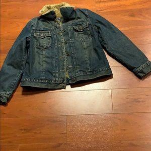 Gap Women's Denim Jacket Size Large